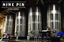 Nine Pin Cider, an Albany SBDC Success Story