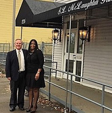 Shannon McLaughlin of McLaughlin Funeral Home is an Albany SBDC Success Story