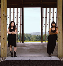 Jackie Brown and Amna Ali of Gather Greene are a Mid-Hudson SBDC Success Story